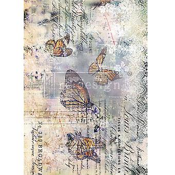 Re-Design with Prima Transfer Paper Monarch Grace