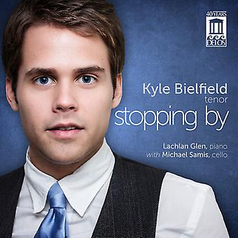 Barber/Rorem/Beach/Griffes/Duke/Bowles/Cadman/Doug - Stopping by [CD] USA import
