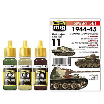 Ammo by Mig 1944-45 German Standard Colours Set