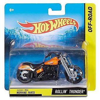 Μοτοσικλέτα Hot Τροχοί Mattel 1:18