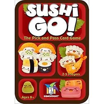 Games - Ceaco Gamewright - Sushi Go! Kids New Toys 249