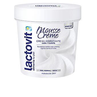 Lactovit Lactovit Original Mousse Creme Cara & Cuerpo 250 Ml Unisex