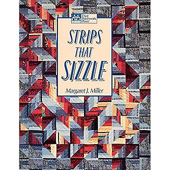 Strips That Sizzle Print on Demand Edition