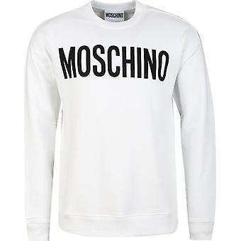 Moschino Couture Large Moschino Logo Sweater