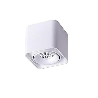 Arc Surface Mounted Led Spotlight - Ac 220v tot 240v verstelbare vierkante plafond