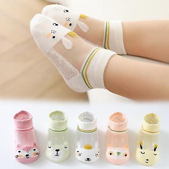 Children's Socks All Genders Mesh Cotton