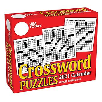 USA Today Crossword Puzzles 2021 DaytoDay Calendar by USA TODAY