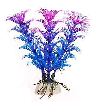 Artificial Eco Friendly Plastic Aquarium Water Plants
