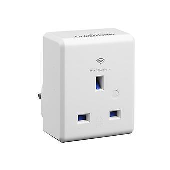 Link2Home Wi-Fi -pistoke pistorasia 13 ampeer L2H-SMARTPLUG