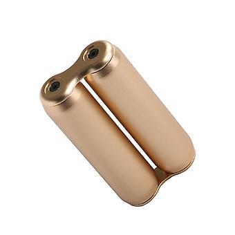 Fidget Ono-roller de alumínio Spinner Brinquedo Anti-ansiedade para Adultos, Dedo