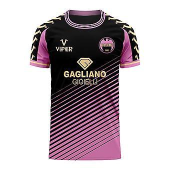 Palermo 2020-2021 Away Concept Football Kit (Viper) - Little Boys