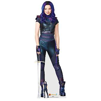Mal from Descendants 3 Official Lifesize Cardboard Cutout / Standee