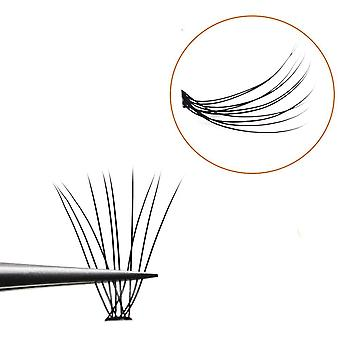 60pcs Professional Makeup Individual Cluster Eyelashes -grafting Fake False