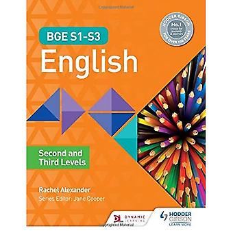 BGE S1-S3 English: Second and Third Levels