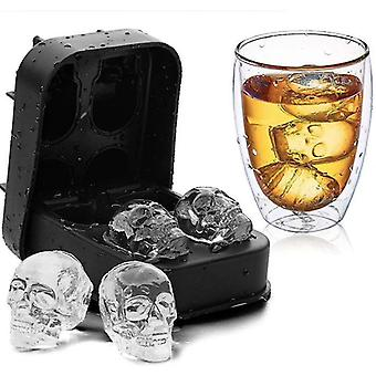 Ice/Chocolate/Jelly Shape - Skull - Sake - Ice Form
