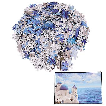 Aegean Sea Type Flat Paper Puzzles for Kids Age 8 and Up Pack of 1000
