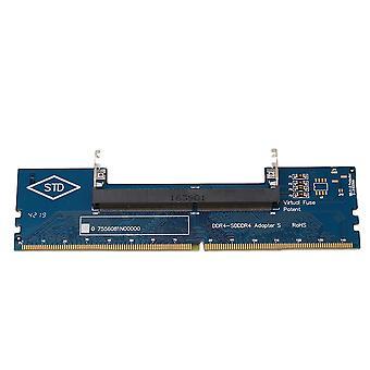 Alacsony profilú hőszóró design asztali számítógép memóriamodul kék