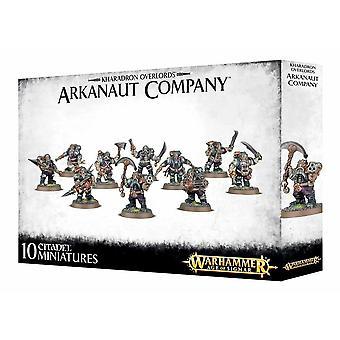 Kharadron Overlords Arkanaut Företag, Warhammer 40.000 Ålder sigmar, 40k