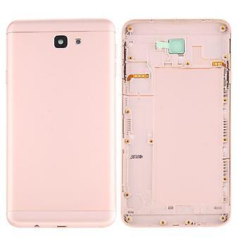 Batteri Baklucka för Galaxy J7 Prime / G6100 (Guld)