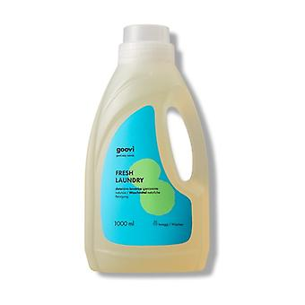 Natural Sanitizing Washing Machine Detergent - Fresh Laundry None