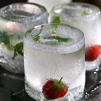 Eis Schuss Glas form