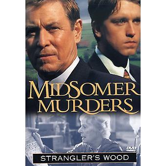 Midsomer Murders: Stranglers Wood [DVD] USA import