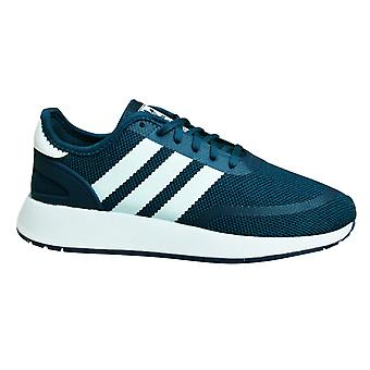 Adidas Originals N-5923 Kids Blue White Low Lace Up Junior Trainers CG6946