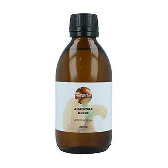 Sweet Almond Vegetable Oil 250 ml of oil