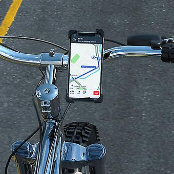 Borofone bh15 cykel cykel motorcykel styret telefonhållare för 4,0-6,5 tums smart telefon