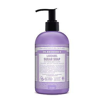 Lavender Sugar Soap 355 ml