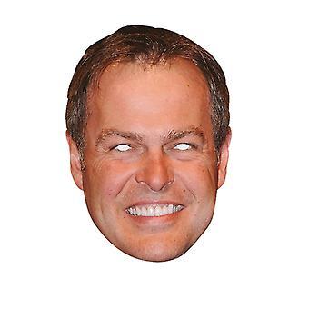 Masque-arade Peter Jones Celebrity Face Mask