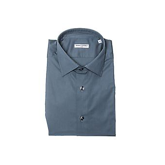 Robert Friedman Men's Green Shirt