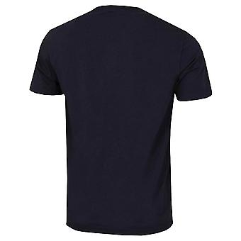 Original Penguin Mens 2021 Aloha från Pete Crew Neck Cotton T-Shirt
