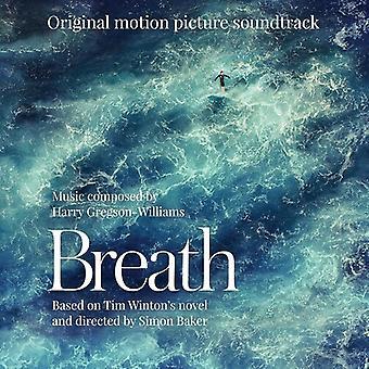Breath (Original Motion Picture Soundtrack) [CD] USA import