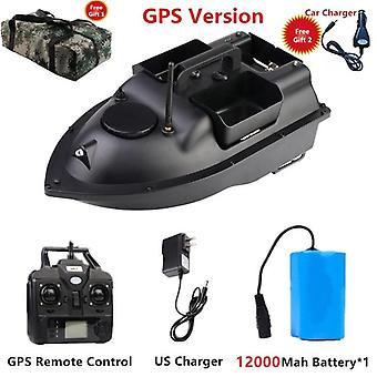 Gps Bait Boat, Rc Distance, Remote Control Fishing, Position  Auto Cruise, One