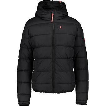 Alife & Kickin Men's Winter Jacket Mr Black