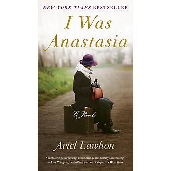 Eu era Anastasia por Ariel Lawhon