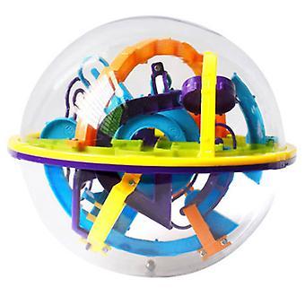 158 مستويات التحدي مدار المتاهة الكرة لعبة 3D المتاهة الكرة الأطفال التعليمية لعب ماجيك المتاهة الكرة