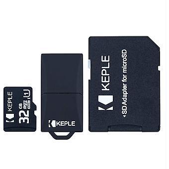 Wokex 32GB Micro SD Speicherkarte | MicroSD Klasse 10 Kompatibel mit Nextbase 112, 212, 312GW, 412GW,