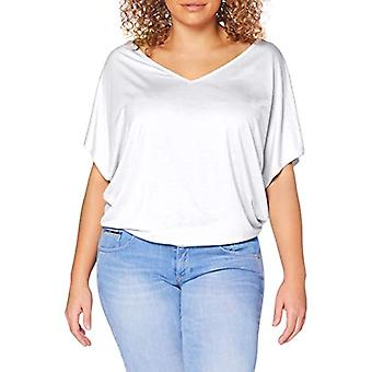 United Colors of Benetton 3AERE4243 T-shirt, White 101, M Woman