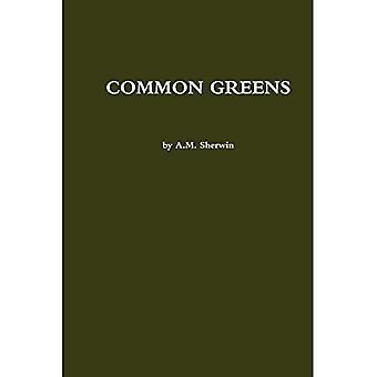 Common Greens