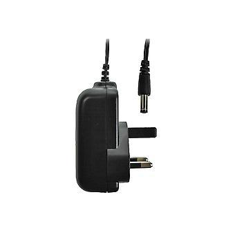Adaptador de corriente powerpax 12v 1a modo de conmutación enchufe del Reino Unido