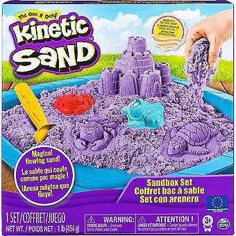 Spin Master Kinetic Sand - Sandbox Set (1 At Random)