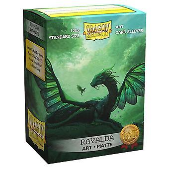Dragon Shield - Rayalda Classic Art Sleeves - 100 Sleeves