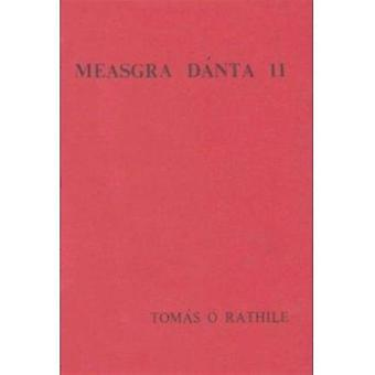 Measgra Danta by Edited by Tomas O Rathile