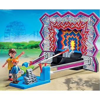 Playmobil 5547 Summer Fun Tin Can Shooting Game