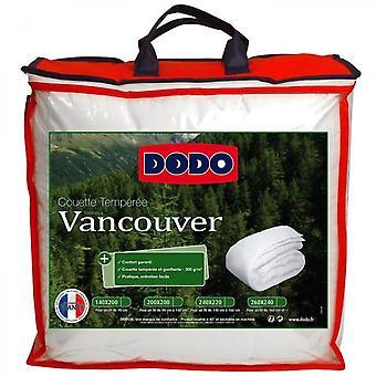Dodo Vancouver Templado Edredón Edredón