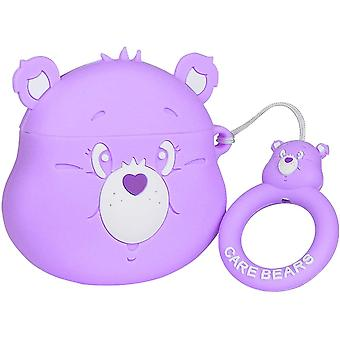 Cute Case For Airpod 2/1,cartoon Character Design Funny Soft Cover