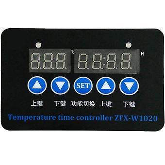 W1020 12V Contrôleur de température du thermostat thermo-froid numérique Commutateur Carte contrôleur de module avec