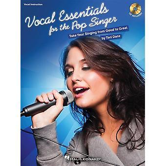 Fundamentos vocales para la cantante pop Vocal